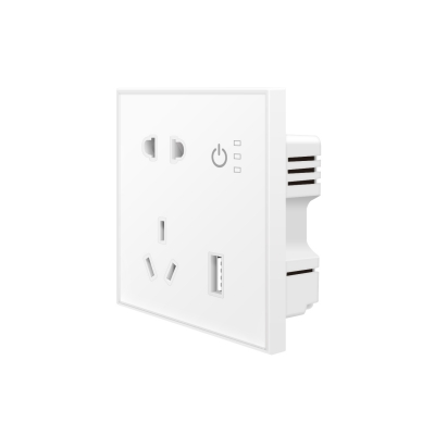 SM-PW801-C1 In Wall Outlet